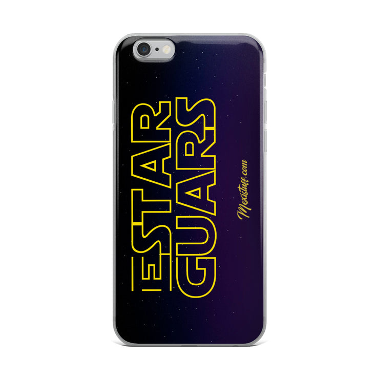 Estar Guars iPhone Case