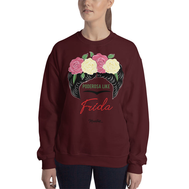 Poderosa Like Frida Unisex Sweatshirt