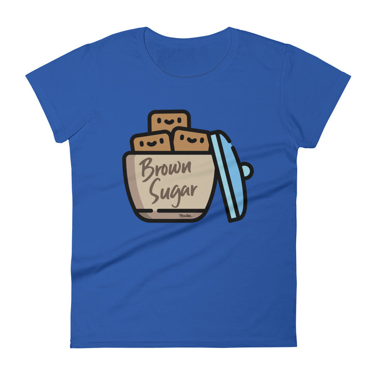 Brown Sugar Women's Premium Tee