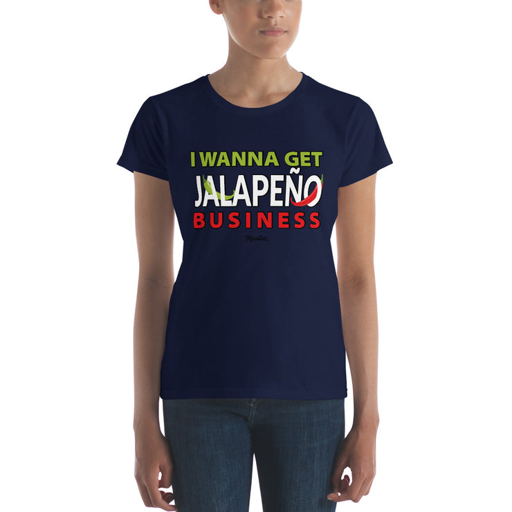 Jalapeño Business Women's Premium Tee