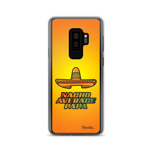 Nacho Average Papa Samsung Case