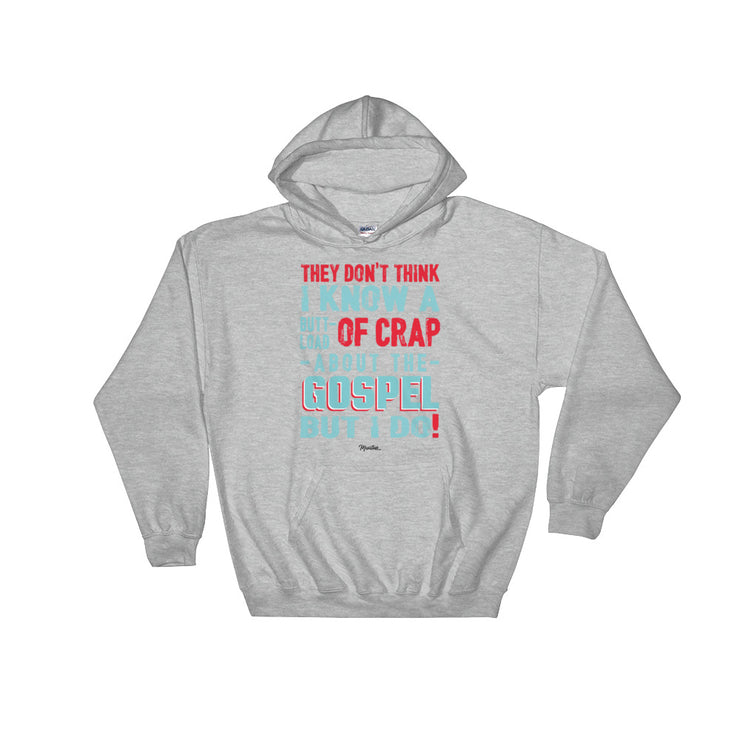 About The Gospel Unisex Hoodie