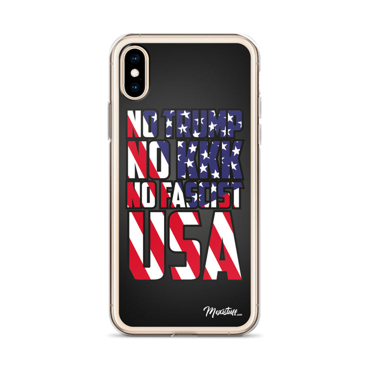 No Trump iPhone Case