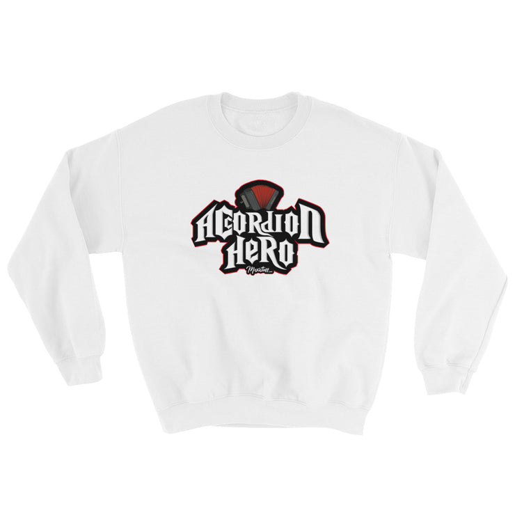 Accordion Hero Unisex Sweatshirt