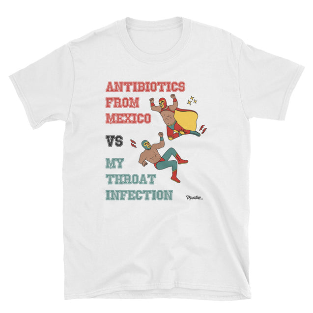 Throat Infection Unisex Tee