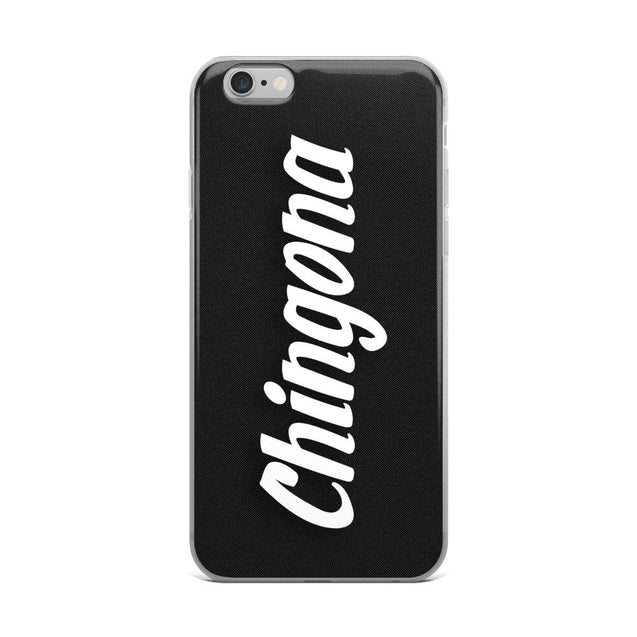 Chingona iPhone Case (Black)