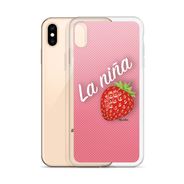 La Nina iPhone Case