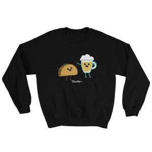Tacos And Beer Sweatshirt
