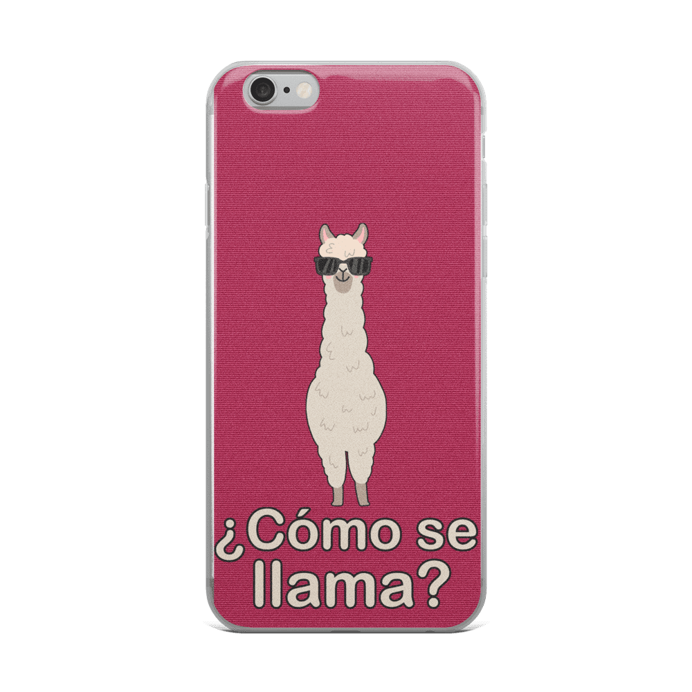 new products e3158 f430a Como se llama iPhone Case