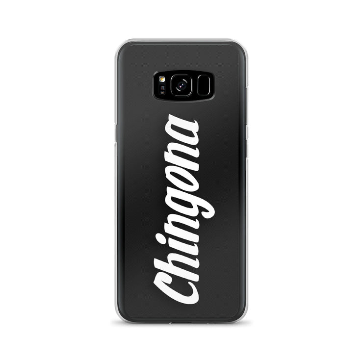 Chingona Samsung Case (Black)