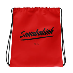 Sanababish Drawstring bag