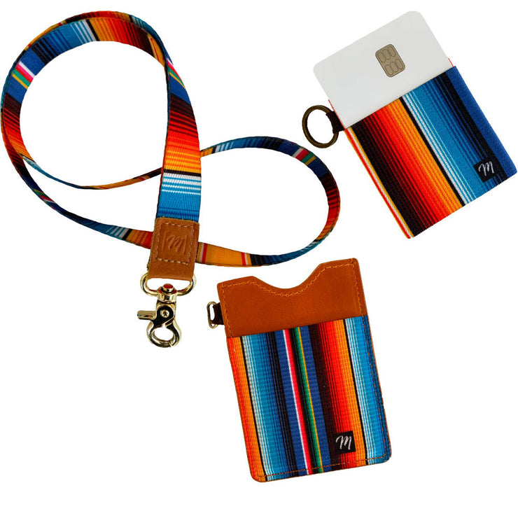 Wallets and Lanyards