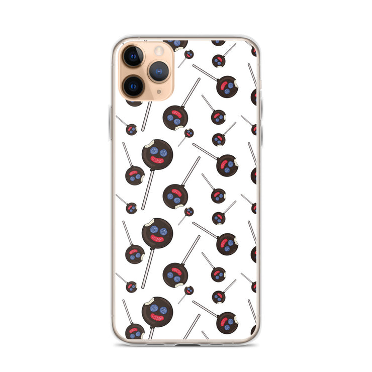 Paleta Payaso iPhone Case