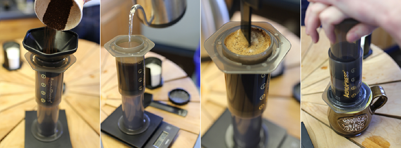 The Inverted Method - Aeropress