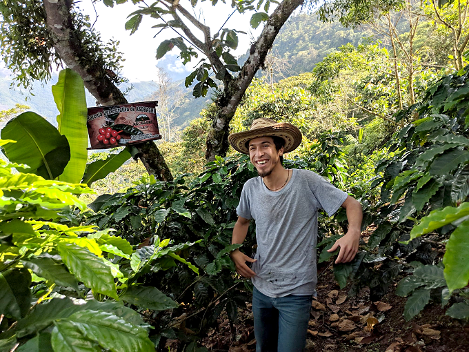 Youth in Agroforestry Program in Guatemala