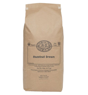 Hazelnut Dream Coffee - 5 pound bag