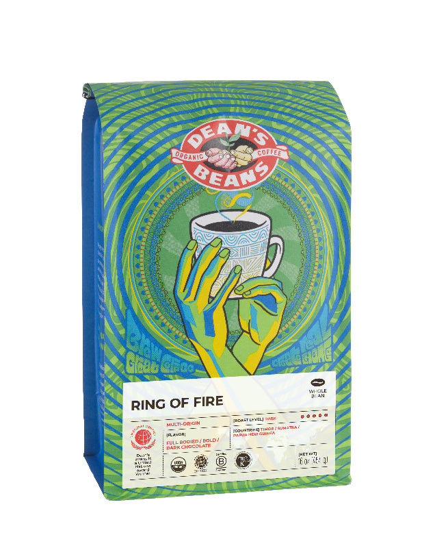 Ring of Fire - Front Label