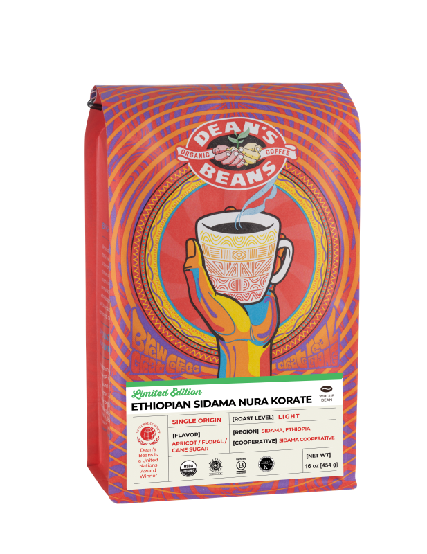 *Limited Edition* Ethiopian Sidama Nura Korate