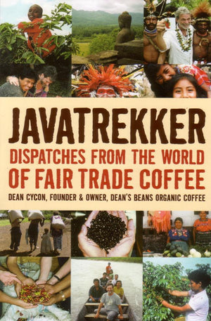 Front cover of the Javatrekker book