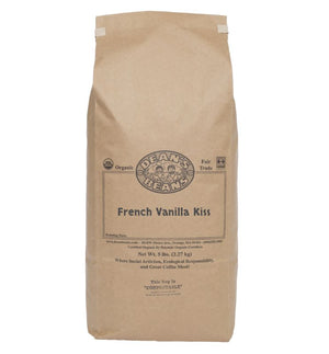 French Vanilla Kiss - 5# Bag
