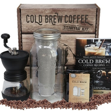 Craft Connections® Cold Brew Coffee Kit Base