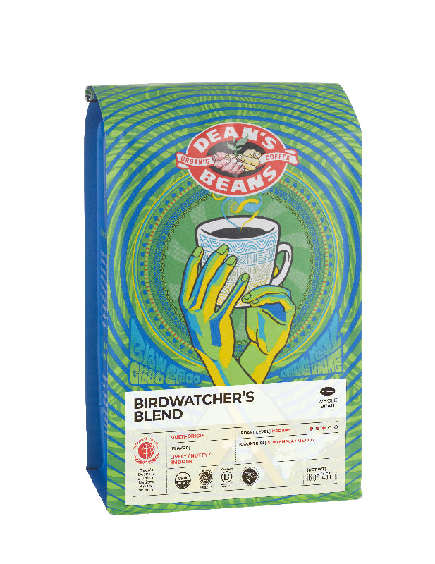 Birdwatcher's Blend Bag - Front Label