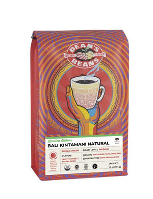 *Limited Edition* Bali Kintamani Natural