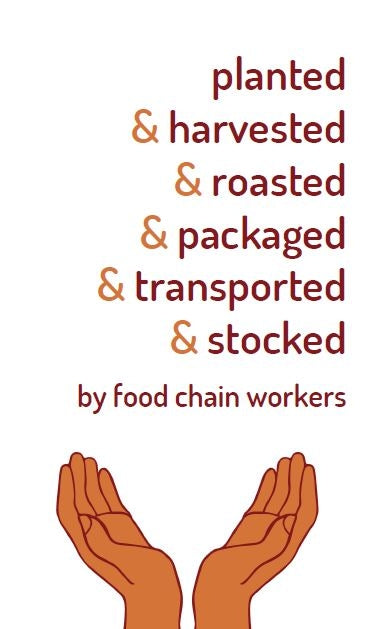 Food Chain Workers May Day Blend