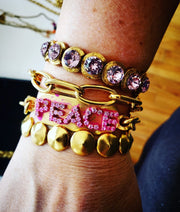 Peace ID Pink
