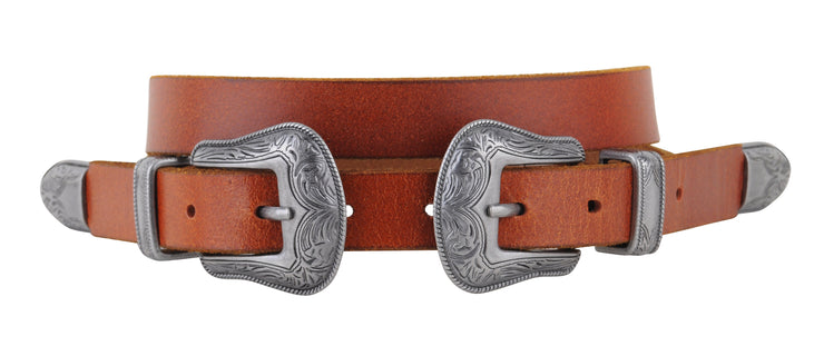 Out West Double Buckle