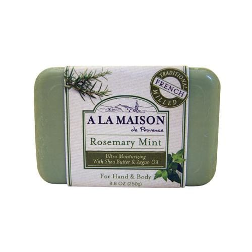 A La Maison Bar Soap Rosemary Mint - Health & Beauty