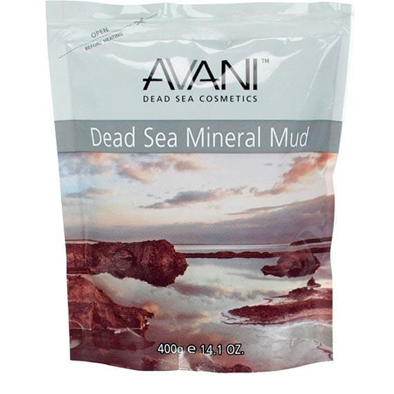 Dead Sea Mineral Mud - Body Care