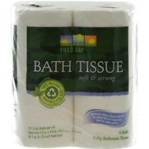 Field Day Bath Tissue (24x4 Pack) - Eco-Home
