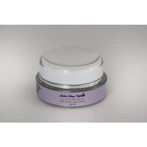 Golden Hemp Naturals CBD Under Eye Cream - Skin Care