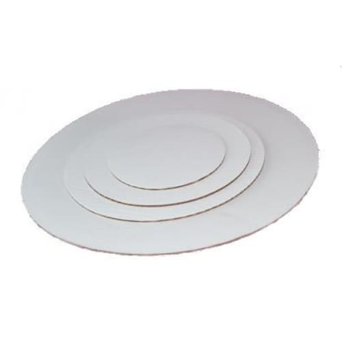 Ultimate Baker 8 Inch Round Cake Board -100pack - Baking