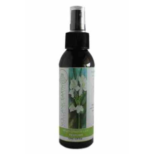 Volcanic Earth Wild Ginger Lily Perfume 135ml - Perfume