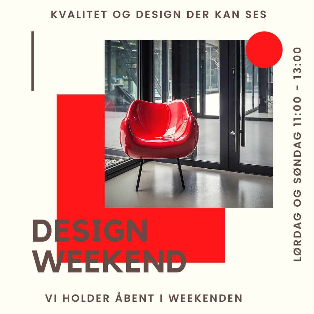 DESIGN VINTAGE WEEKEND - quality and design that can be seen.