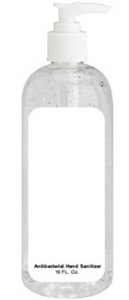 Hand Sanitizer, 16oz