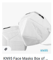 KN95 Masks for orders up to 2,999