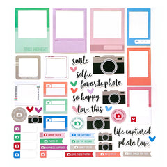 Smile Cardstock Die Cuts