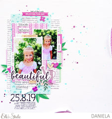 Beautiful Day Die Cuts