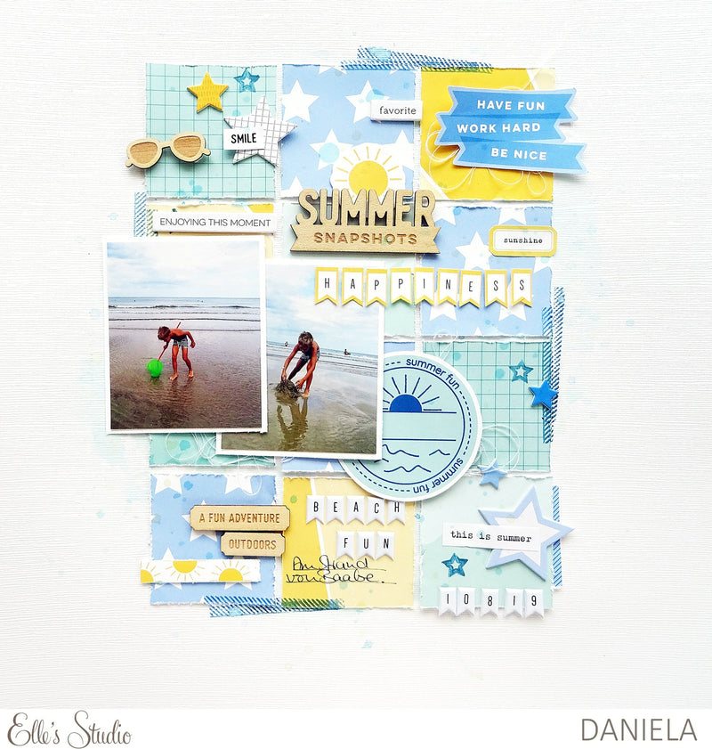 Summer Fun Stamp