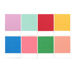 Polka Dot Journaling Tags