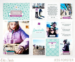 Three Facts Journaling Tags