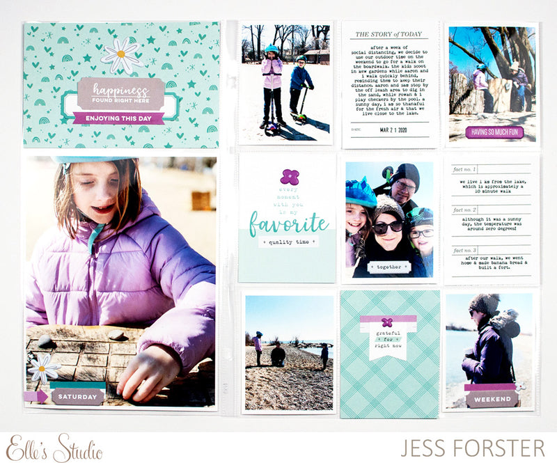 The Story of Today Journaling Tags