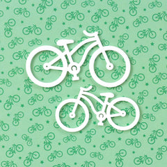 Acrylic Bicycles
