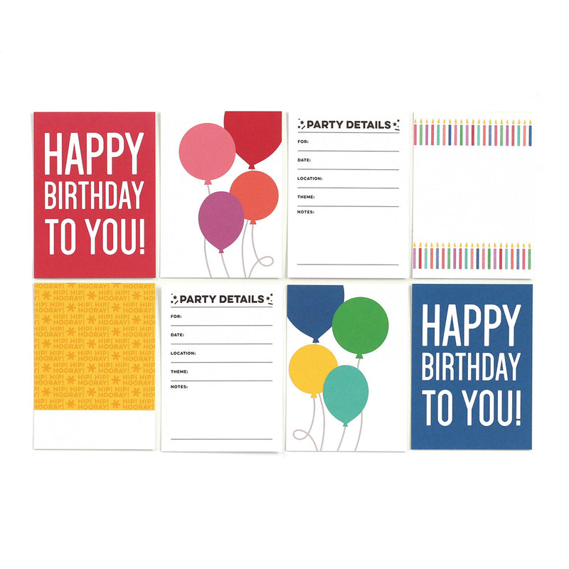 Happy Birthday Journaling Tags