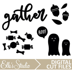 October Cut File