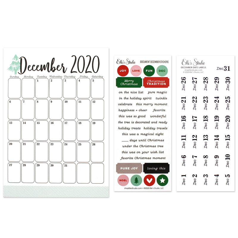 Document December 2020 Kit
