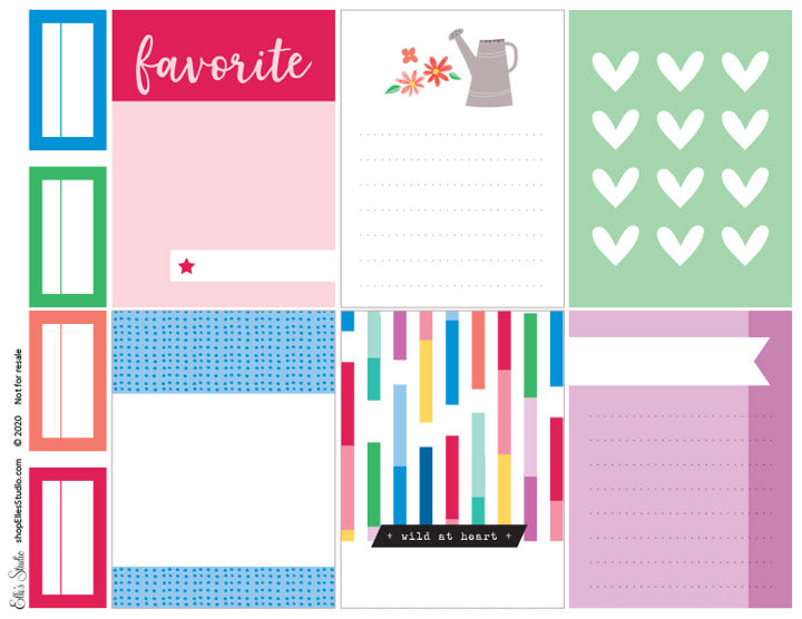 Favorite Printables